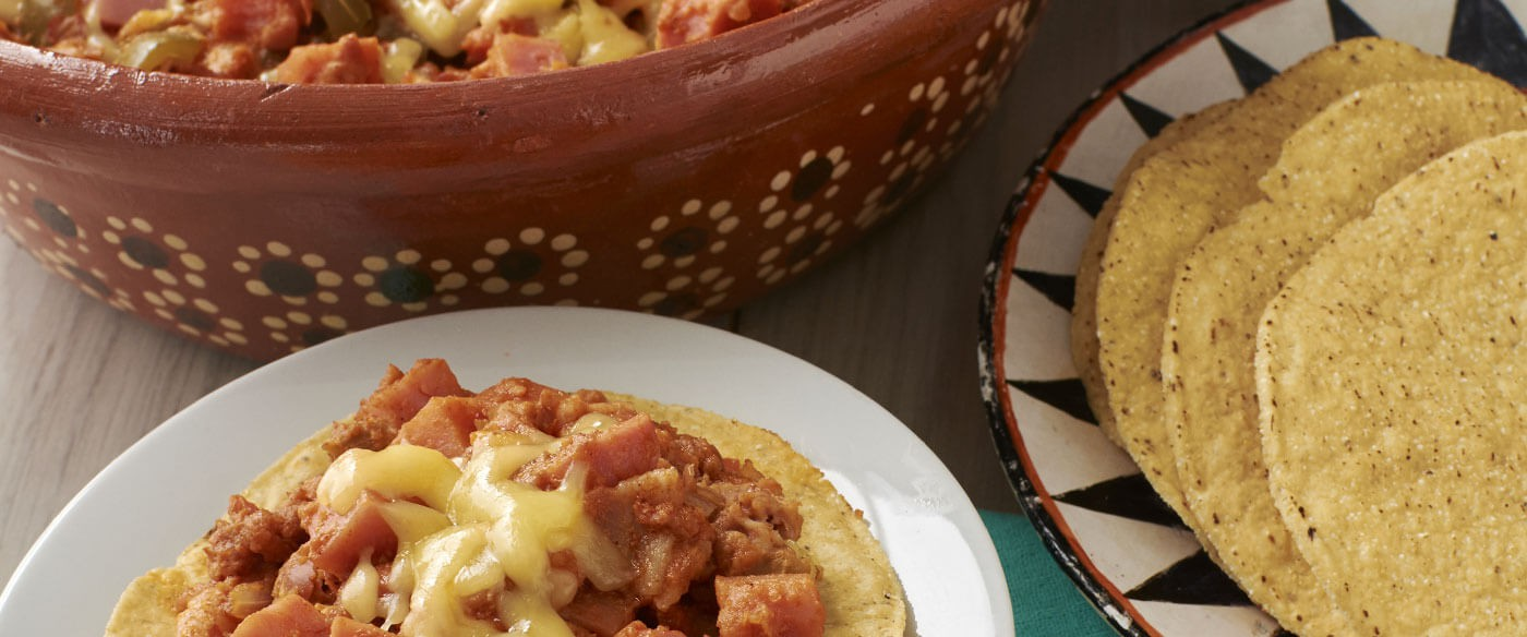 Frijoles puercos Chimex